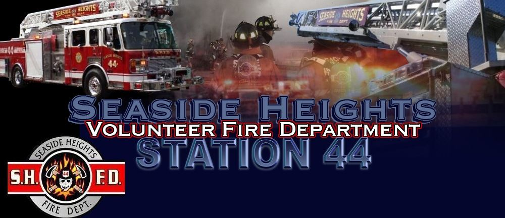 Seaside Heights Volunteer Fire Department Station 44